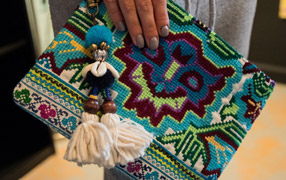 Purses at The Eclectic Peacock