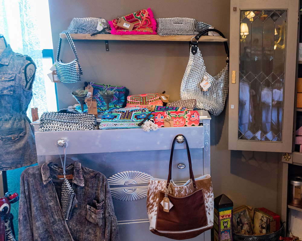 Purses and Accessories at The Eclectic Peacock