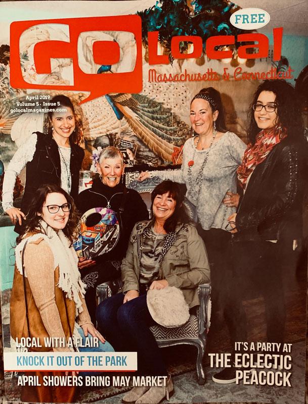 Go Local Magazine Feature - April 2019